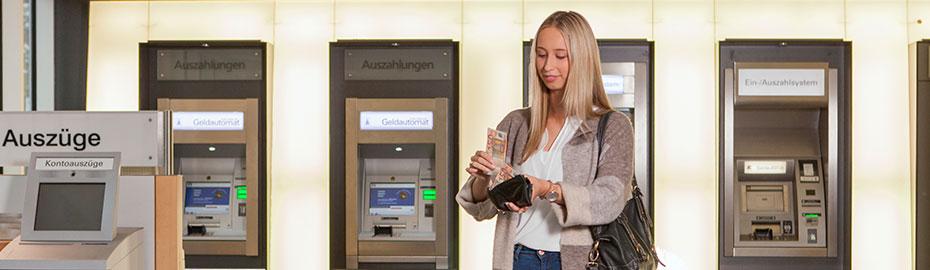 Bargeld Kontoauszuge Erfurter Bank Eg
